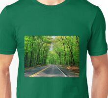 All Downhill From Here Unisex T-Shirt