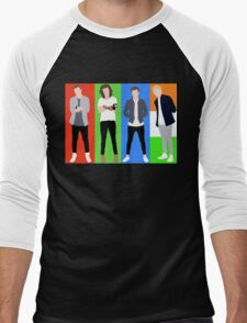 One Direction 5 Men's Baseball ¾ T-Shirt