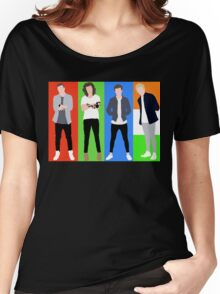 One Direction 5 Women's Relaxed Fit T-Shirt