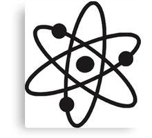 BBT Atom Canvas Print