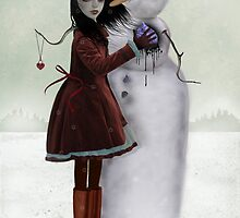 'The Warmest Hands melt The Coldest Hearts' by Tanya  Mayers