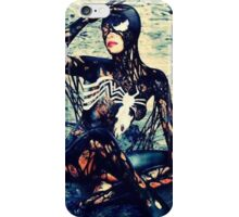 Female Venom Cosplay iPhone Case/Skin