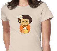 KOKESHI MOMO Womens Fitted T-Shirt
