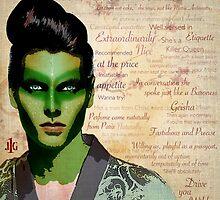Killer Queen - Sherlock Fan Art by Justgot1