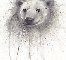 Polar Bear by Sophie Leigh Artworks