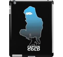 Captain Cold iPad Case/Skin
