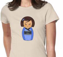 Kokeshi Mizuki Womens Fitted T-Shirt