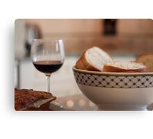 Our Daily Bread Canvas Print