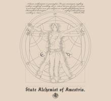 Vitruvian Alchemist by Fearcheck