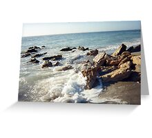 Lido Beach Greeting Card