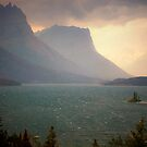 Glacier National Park III by Miles Glynn