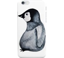 Wooly Penguin iPhone Case/Skin