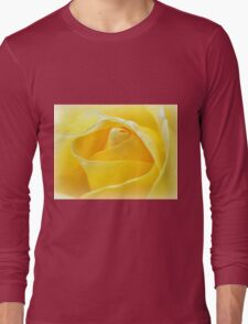 Lemon Petals Long Sleeve T-Shirt