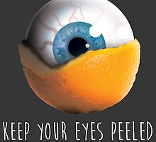 Keep Your Eyes Peeled by kzenabi