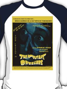 The Mutant Dwellers Movie Poster Tee T-Shirt
