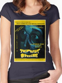 The Mutant Dwellers Movie Poster Tee Women's Fitted Scoop T-Shirt