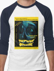 The Mutant Dwellers Movie Poster Tee Men's Baseball ¾ T-Shirt