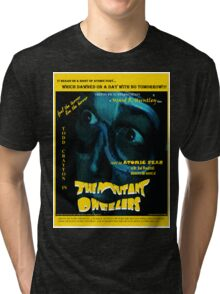 The Mutant Dwellers Movie Poster Tee Tri-blend T-Shirt