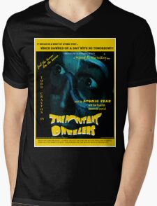 The Mutant Dwellers Movie Poster Tee Mens V-Neck T-Shirt
