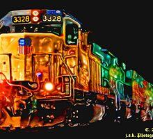 Magical Mystery Train by john403