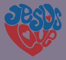 Jesus love Kids Tee