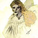 Angelica by IrisGelbart