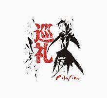 Pilgrim. Kanji. Unisex T-Shirt