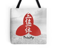 Trinity. Kanji. Tote Bag