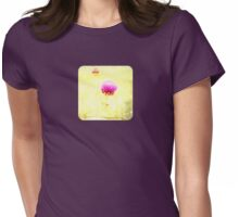 Thistle - JUSTART © Womens Fitted T-Shirt