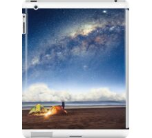 Camping in a fairytale iPad Case/Skin