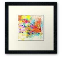 Free as a Bird - JUSTART © Framed Print