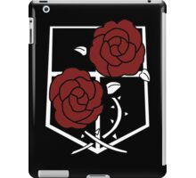 Stationary Guard iPad Case/Skin