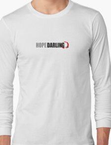Hope Darling.com Long Sleeve T-Shirt