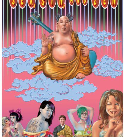 Sex Sin And Zen t-shirt or hoodie Sticker
