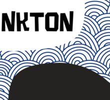 I ♥ Plankton Sticker