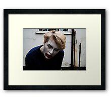 Kieran Walker Cosplay Print Framed Print