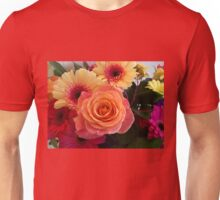 Birthday bouquet Unisex T-Shirt