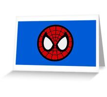 Classic Spidey Greeting Card