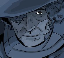 The Fourth Doctor by JamesRiot