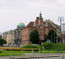 Zagreb by Željko Malagurski