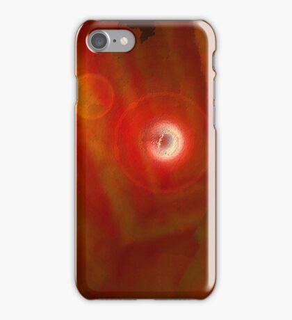 Split Second iPhone Case/Skin