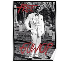 Free Guwop/Gucci/White Suit Poster