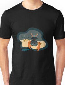 Aquamatica Waffle Iron Crab Unisex T-Shirt