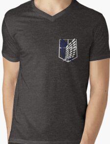 Scout Regiment  Mens V-Neck T-Shirt