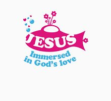 Jesus - immersed in God's love Unisex T-Shirt