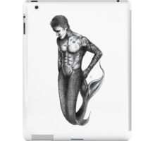 The Mer-Bieber iPad Case/Skin