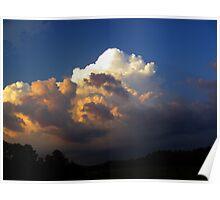 An Approaching Storm Poster