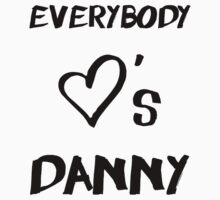 Everybody Loves Danny One Piece - Long Sleeve