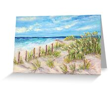 Gulf Island  Greeting Card