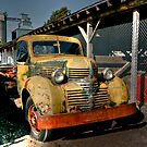 2013 Old Trucks by Kerri Gallagher